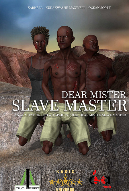 Dear Mister Slave Master Poster