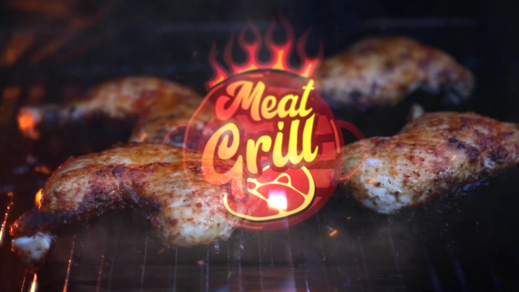 Meat Grill Video Cover