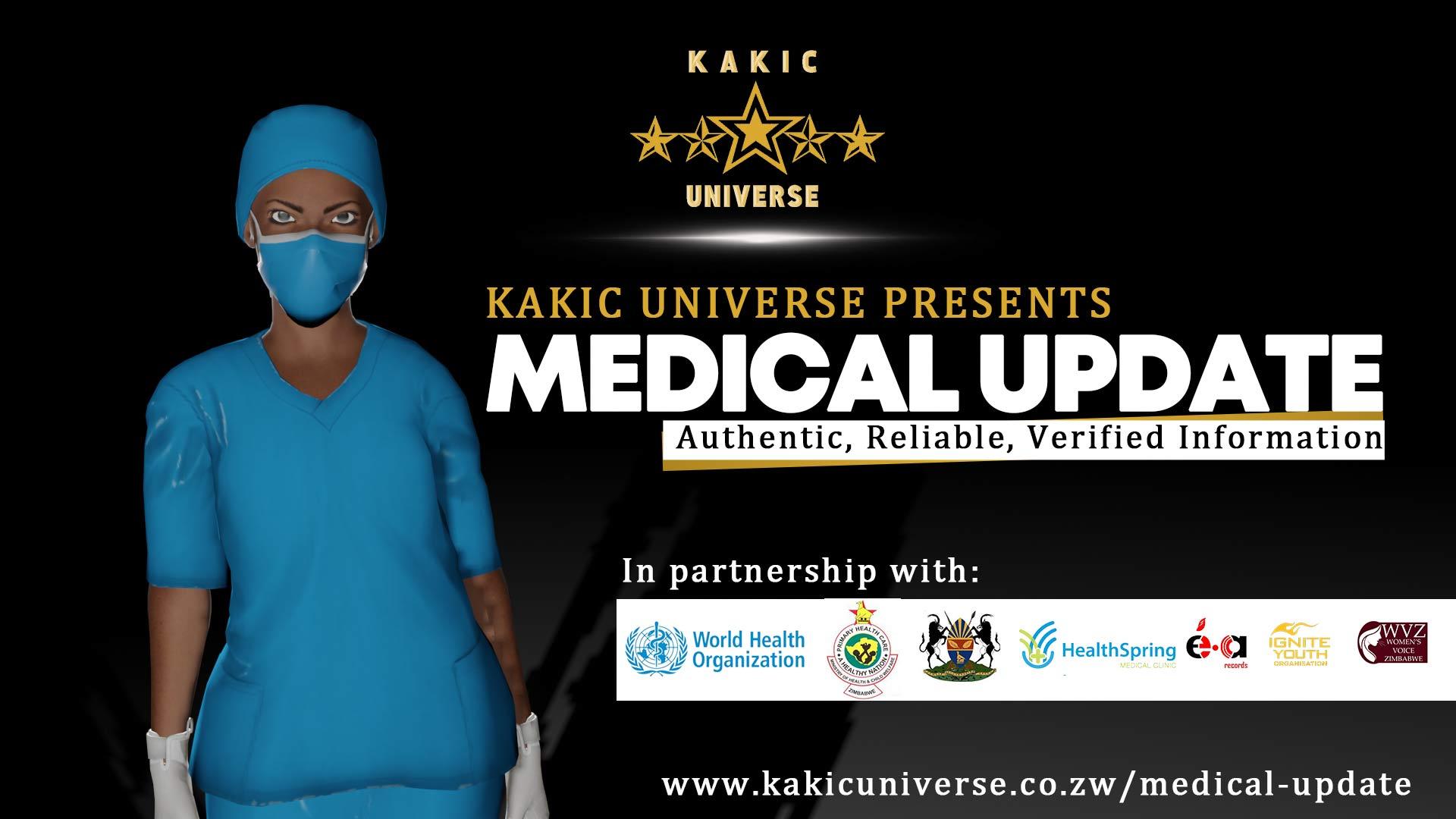 Medical Update | Zimbabwe Animation | Kakic Universe