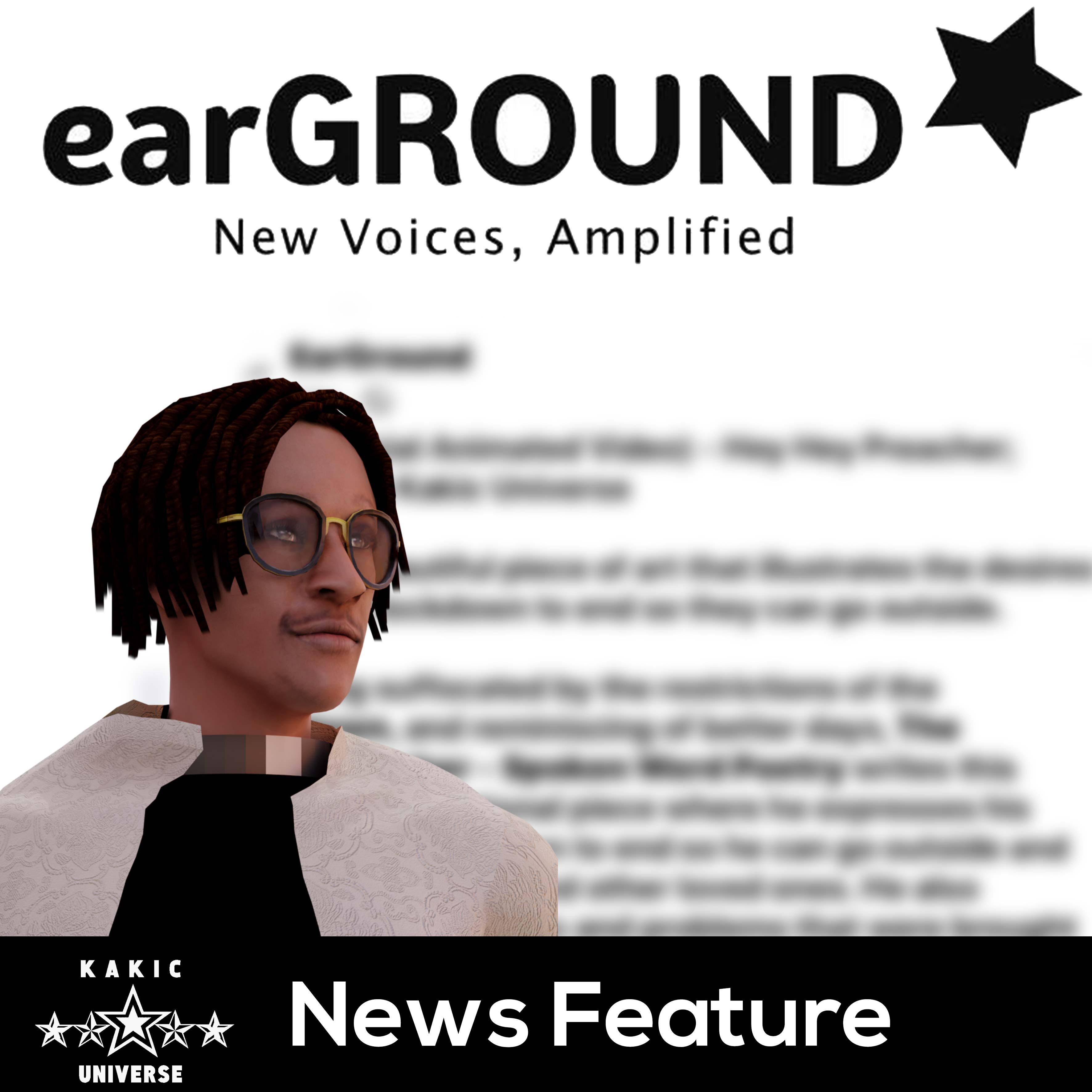 earGround Features Panze