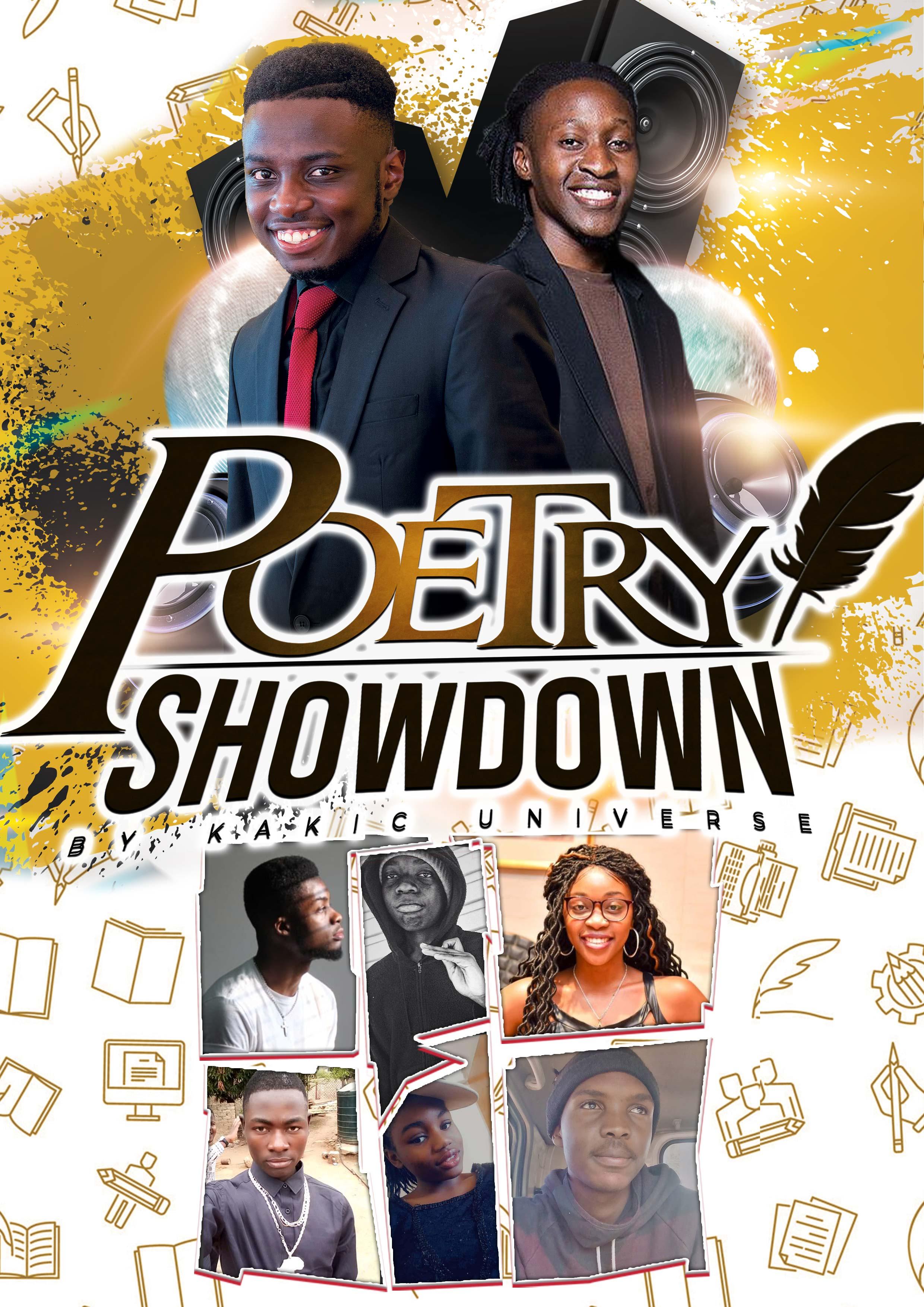 2021 Poetry Showdown