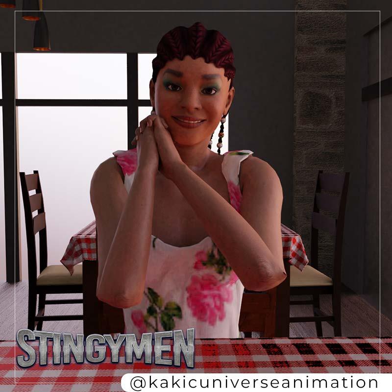 Stingymen the movie : teaser trailer